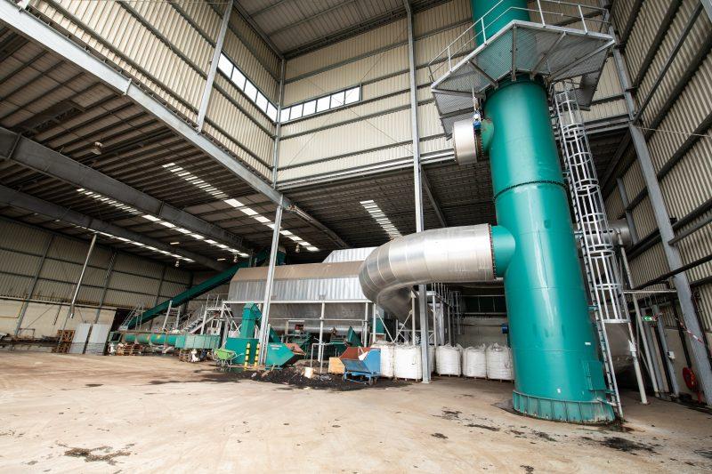 Fabriekshal Primco BMC Duiven